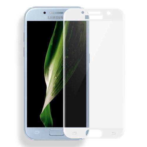 tvrzené sklo Samsung Galaxy A3 bílá 3