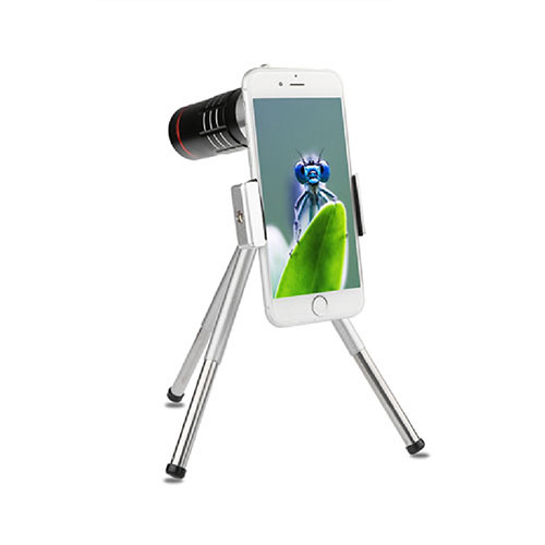 Teleskopický objektiv na mobil 18x zoom – set 2