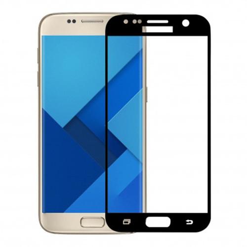 Tvrzené sklo Samsung S7 s rámečkem