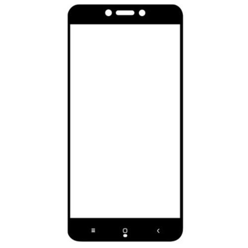 tvrzené sklo Xiaomi Redmi 4X černé 2
