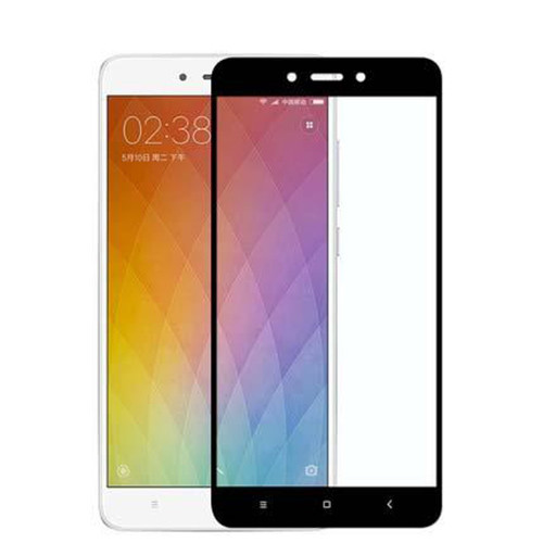 tvrzené sklo Xiaomi Redmi 4X černé