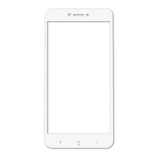 tvrzené sklo Xiaomi Redmi 4X bílé 3