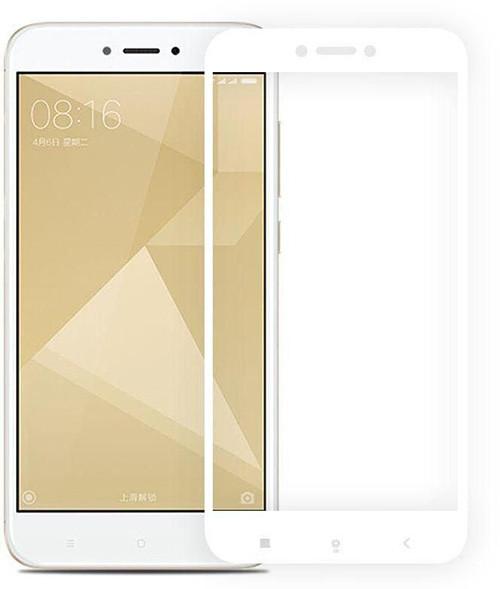 tvrzené sklo Xiaomi Redmi 4X bílé