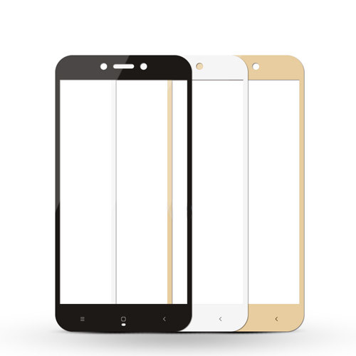 Tvrzené sklo na Xiaomi Redmi 4X s rámečkem