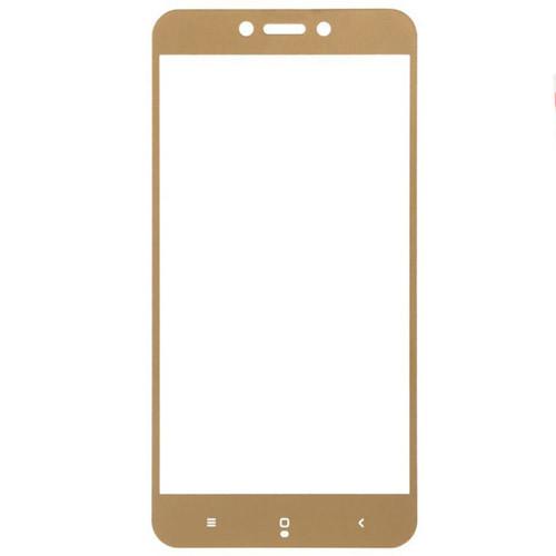 tvrzené sklo Xiaomi Redmi 4X zlatá 2