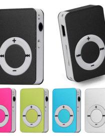Mini MP3 přehrávač varianty