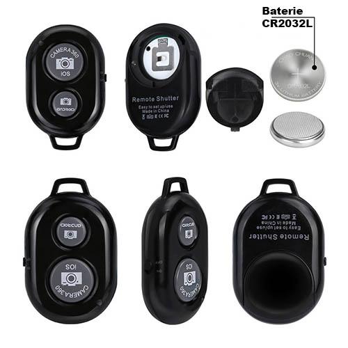 Dálkový ovladač na mobil - detail