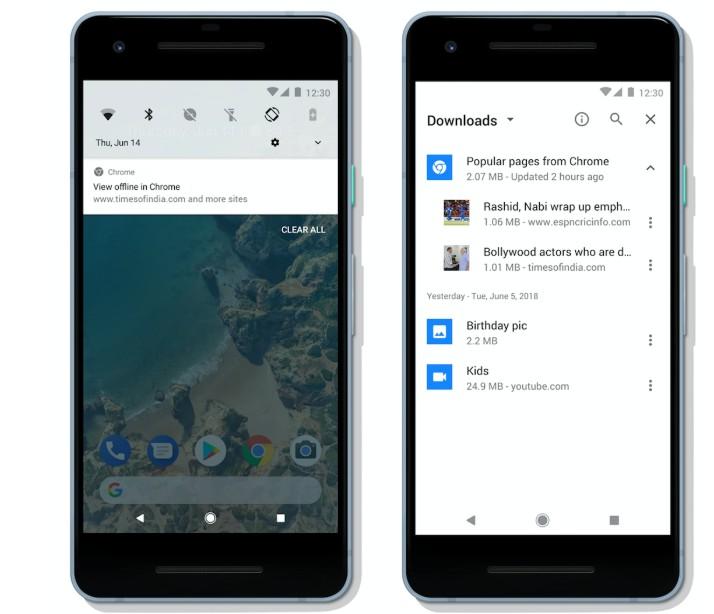 Google bude automaticky stahovat webové stránky