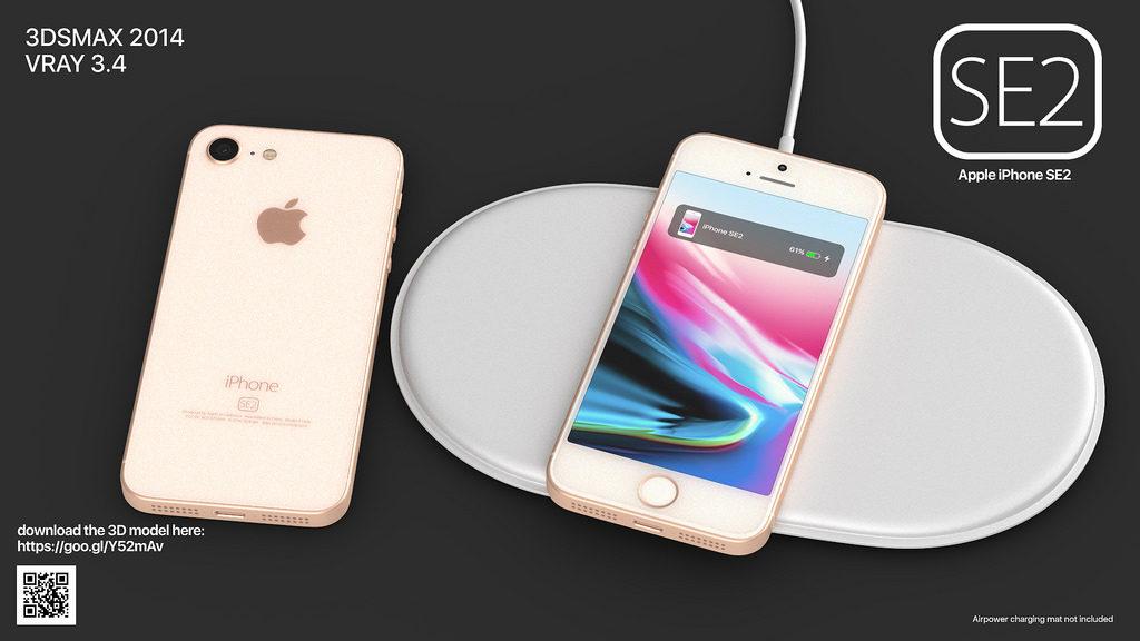 iPhone SE 2 jak bude vypadat