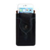 Pouzdro na opasek pro displej 5,7 – CHEZVOUS – černé mobilem