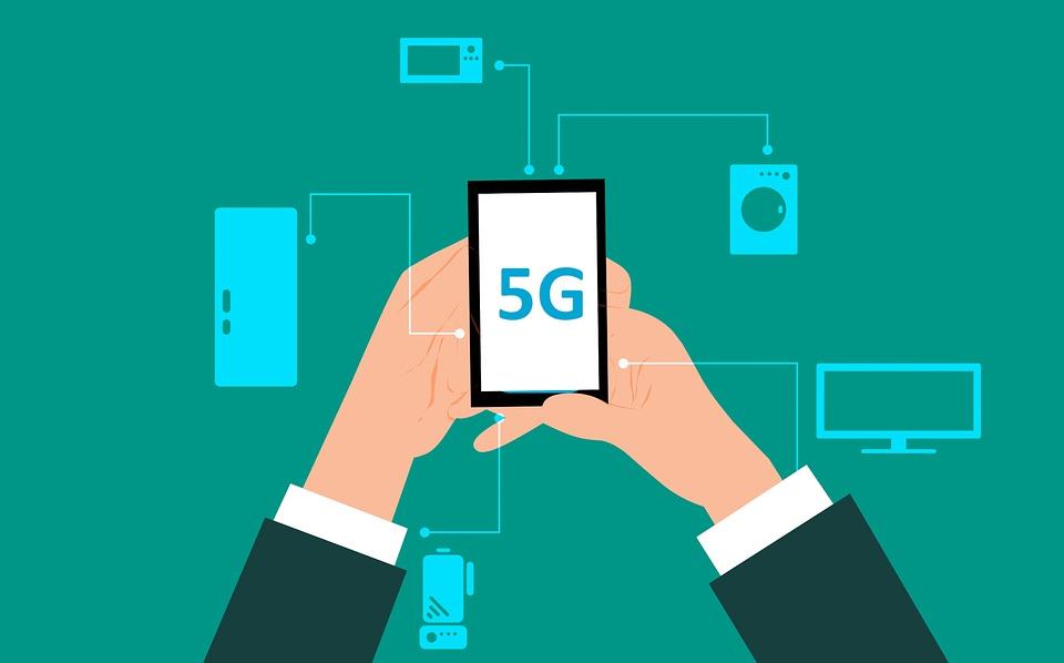 5G. Nová generace mobilního internetu