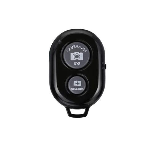 Stativ na mobil s dálkovým ovladačem FGC stříbrný - dálkový ovladač černý
