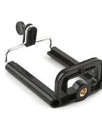 Stativ na mobil s dálkovým ovladačem FGC stříbrný - držák mobilu
