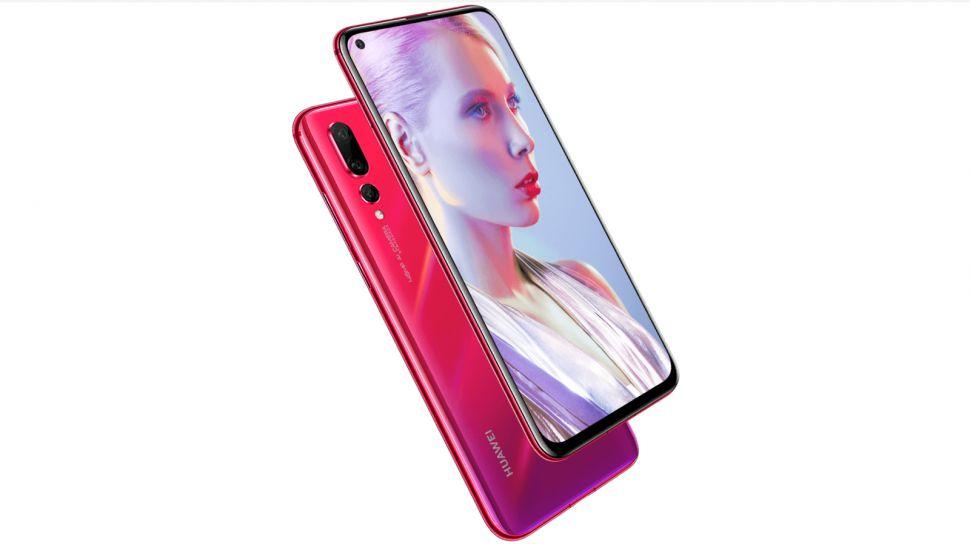Huawei Nova 4 – mobil pro milovníky fotografování