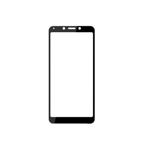 Tvrzené sklo na Xiaomi Redmi 6_6A černé sklo