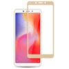 Tvrzené sklo na Xiaomi Redmi 6_6A zlaty