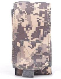 Armádní pouzdro na opasek pro displej 5,7 - pouštní