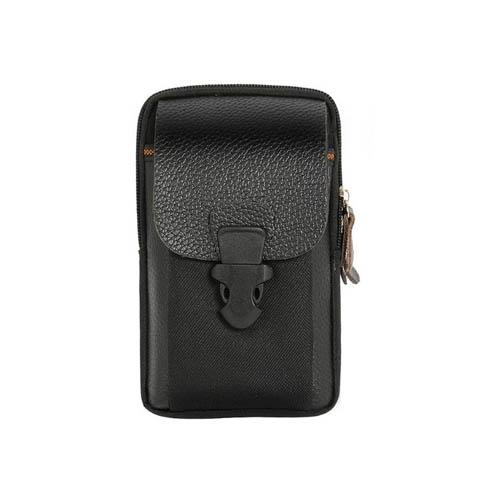 Pouzdro na opasek Zipper do 6 palcu cerna detail