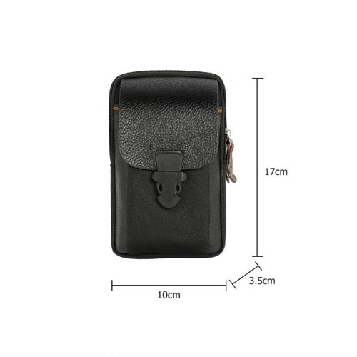 Pouzdro na opasek Zipper do 6 palcu rozmer