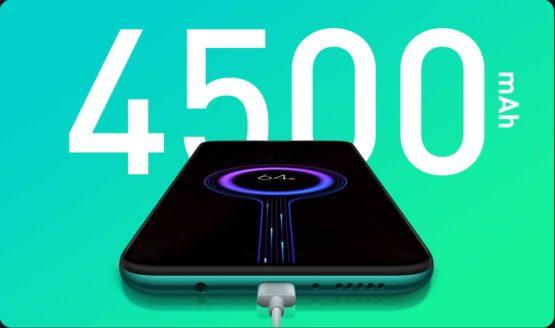 Xiaomi Redmi Note 8 Pro baterie