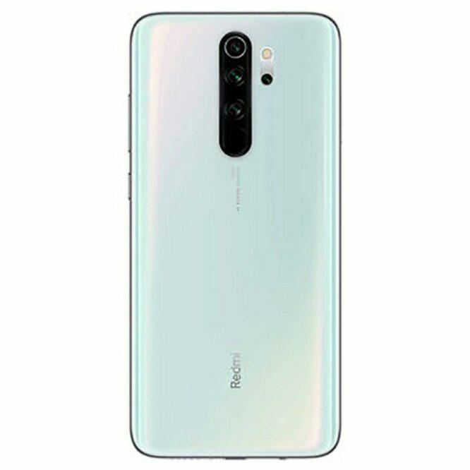 Xiaomi Redmi Note 8 Pro bila pearl white zadni pohled