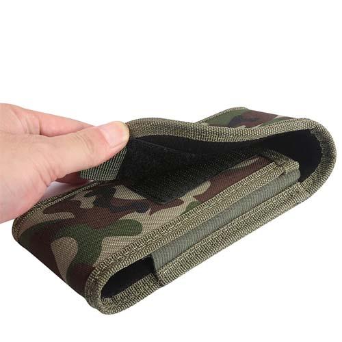 Pouzdro na opasek Army suchy zip